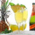 Pineapple Prosecco Party Punch (with Video)