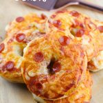 Pizza Donuts (with Video)