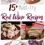 Unique Recipes Using Red Wine
