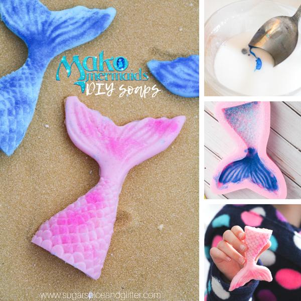 Mermaid Suncatcher Sugar Spice And Glitter