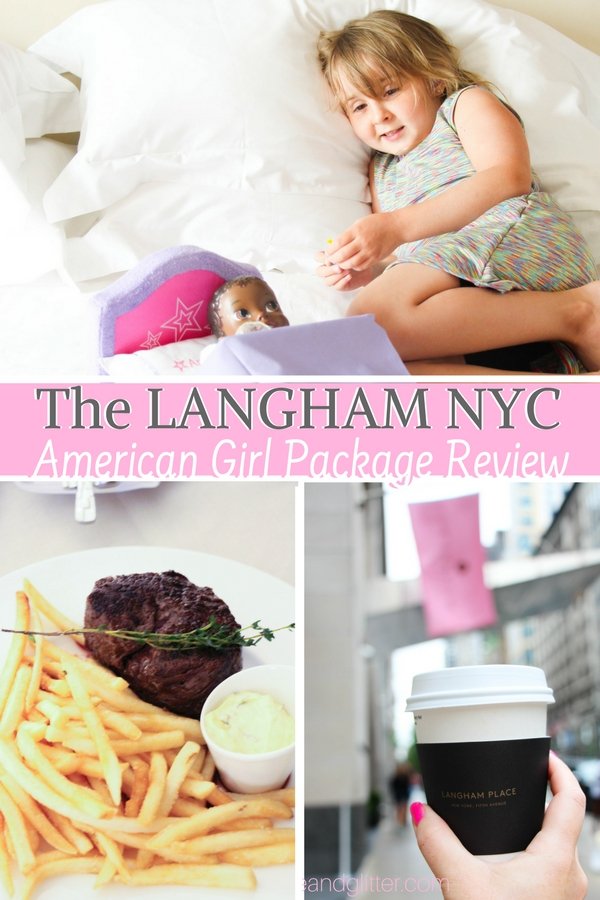 If you're travelling to NYC with kids, you need to check out the family-friendly yet luxurious Langham on Fifth Avenue - just steps away from the Empire State Building