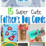 Father's Day Cards Kids Can Make