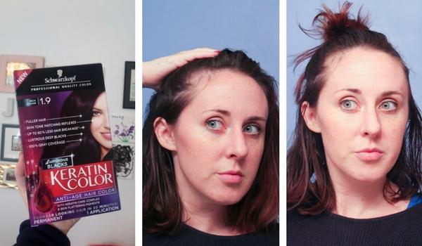 How To Dye Peek A Boo Hair Sugar Spice And Glitter