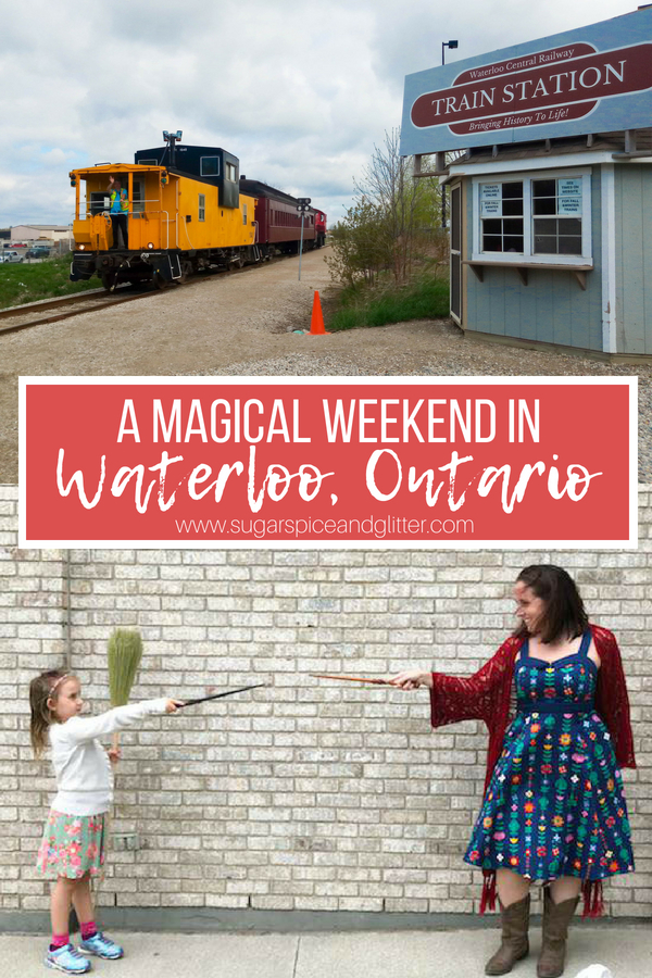 What to do in Waterloo, Ontario - including St Jacobs and Cambridge - for a magical weekend with kids