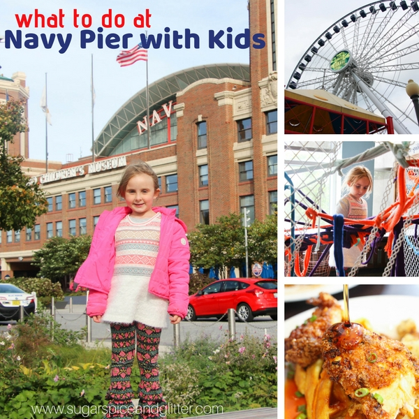 What to Do at Chicago's Navy Pier with Kids