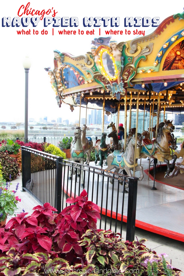 What To Do At Navy Pier With Kids Sugar Spice And Glitter