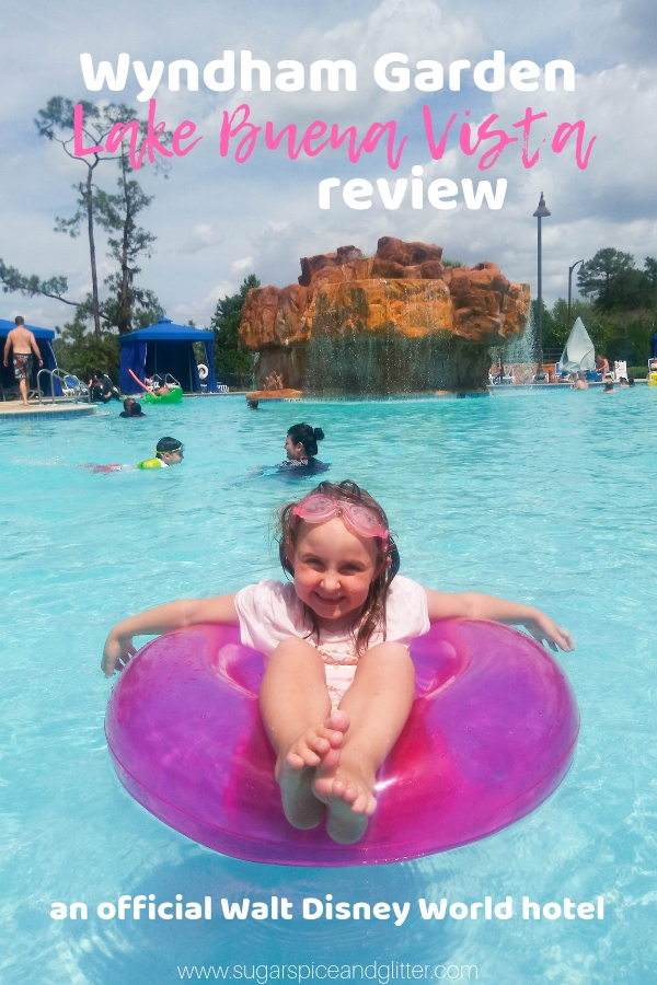 Wyndham Garden Lake Buena Vista - a budget-friendly WDW hotel close to Disney Springs with all of the perks of staying on property - 60 day Fastpass+, Extra magic hours, and more!