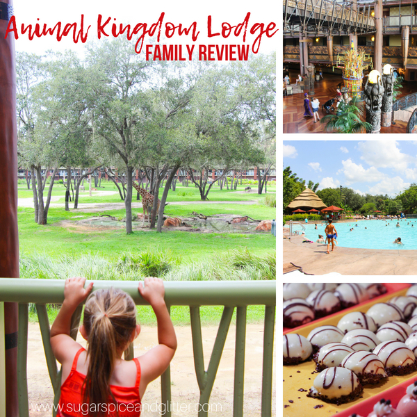 AKL is Disney's Animal Kingdom Lodge, the best Disney resort if you love animals, food, and adventure! This honest Disney resort review also features a video shot at the resort