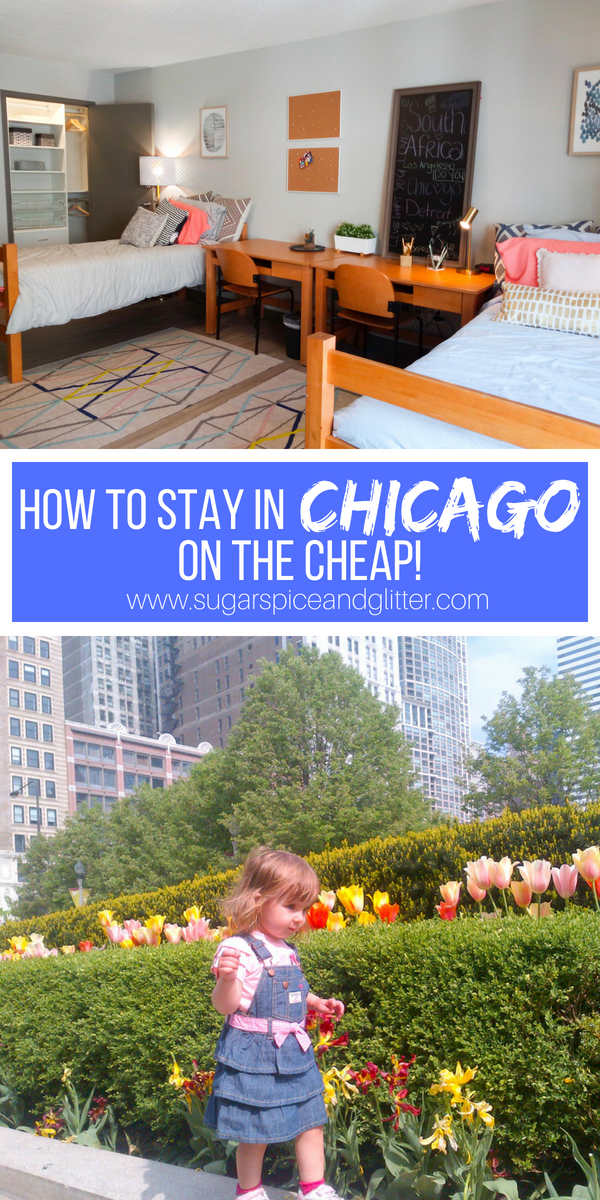 We love Chicago - and we go as often as we can, so we've learned how to visit Chicago on a budget. One of my best tips - staying here for less than $70/day with breakfast included