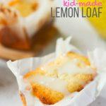 Glazed Mini Lemon Loaf