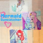 Mermaid Suncatcher