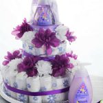 DIY Diaper Cake (with Video)