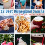 Top Twelve Things to Eat at Disneyland