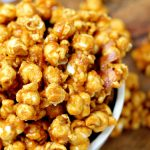 Homemade Caramel Popcorn (with Video)