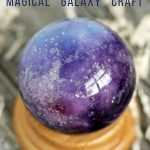 Magical Crystal Ball Craft (with Video)