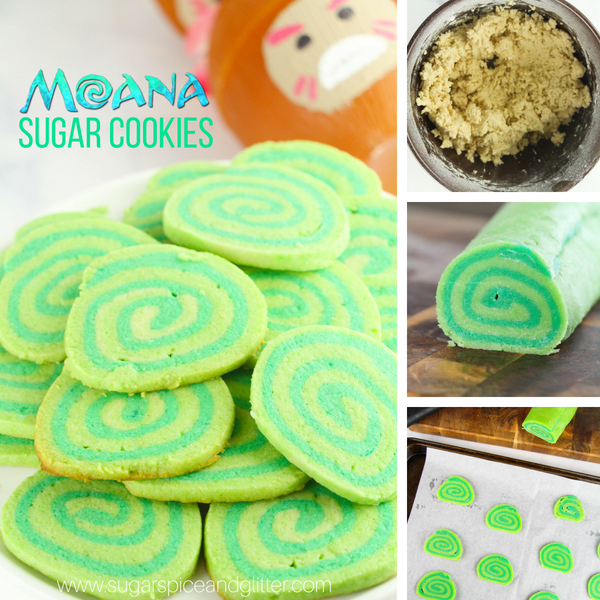 For More Moana Party Inspiration Check Out Our Heart Of Tefiti Sugar Cookies Or Mickey Mouse Ears