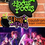 Hocus Pocus Cauldron Sugar Cookies