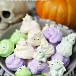 Monster Meringue Cookies (with Video)