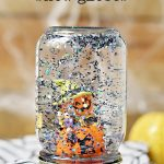 Halloween Snow Globe (with Video)