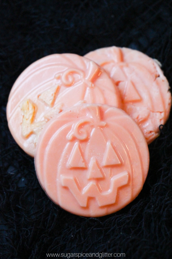 Trick or Treat Halloween Soaps