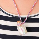 Pixie Dust Jar Necklace