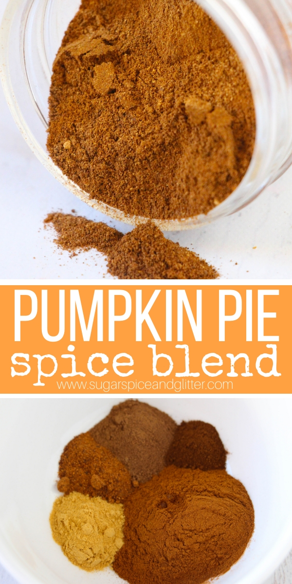 The best recipe for homemade pumpkin pie spice, as well as tips for customizing your own blend, why you want to avoid store brands, and recipe ideas to use your pumpkin pie spice