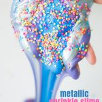 Metallic Sprinkle Slime
