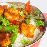 Shrimp Pumpkin Curry