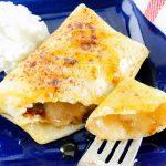 Apple Pie Dessert Enchiladas