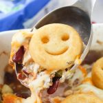 Happy Cheesy Chili Bake (with VIDEO)