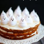 Cute Ghost Cake (with Video)