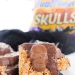 No-Bake Butterfinger Halloween Treats