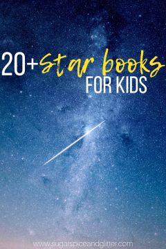 20+ Star Books for Kids