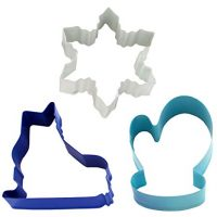 Winter Cookie Cutter Set of 3 by GSA
