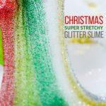 Christmas Glitter Slime