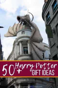 50 Harry Potter Gift Ideas