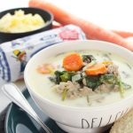 Creamy Italian Sausage Soup (with VIDEO)