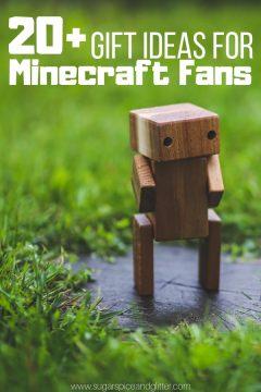 Minecraft Gift Ideas