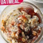 PB&J Overnight Oatmeal (with Video)