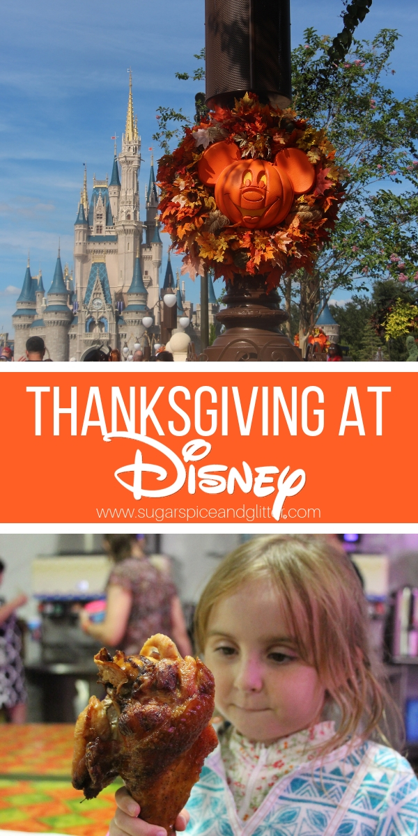 Everything you need to know if you're planning to visit Disney on Thanksgiving, from how to beat the crowds, where to eat, and more