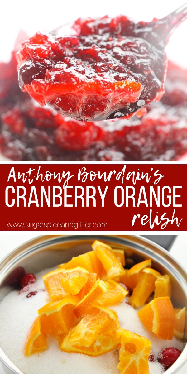 Two homemade cranberry relish recipes for the holidays: a cooked cranberry relish and an uncooked version, perfect for a holiday side dish