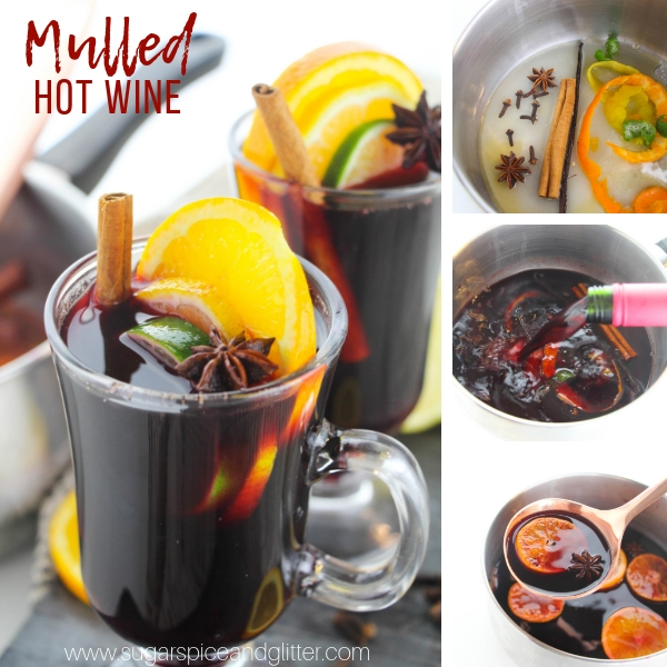 How to make Mulled Wine for your next holiday party