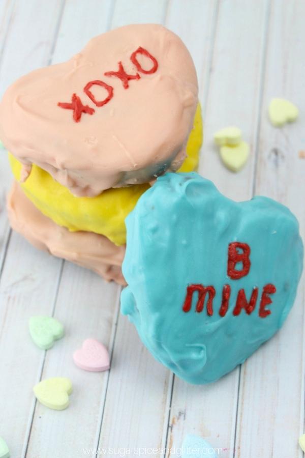 Valentine Brownie: Valentine's Day Brownies ⋆ Sugar, Spice And Glitter