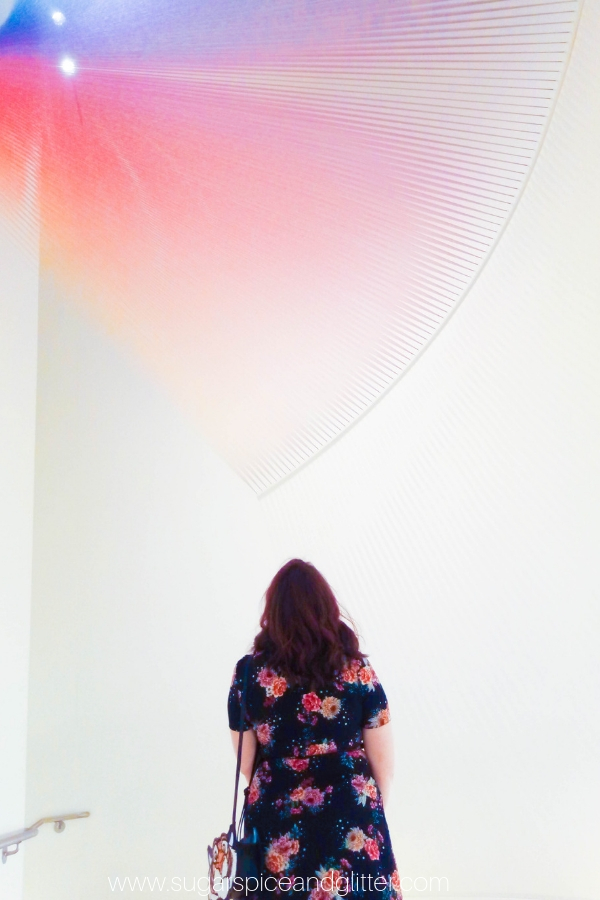 Everything you need to know about Crystal Bridges Art Museum in Bentonville Arkansas