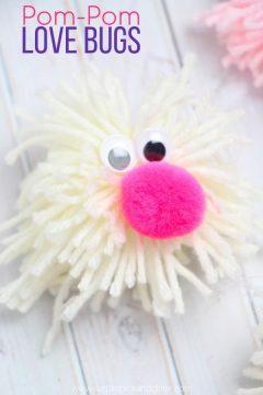 Pom-Pom Love Bugs