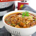 Instant Pot Chicken Paprika