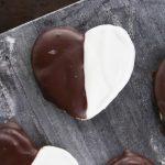 Black and White Sugar Cookies