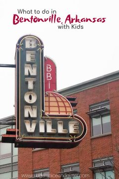 What to do in Bentonville Arkansas