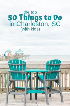50 Things to Do in Charleston SC with Kids