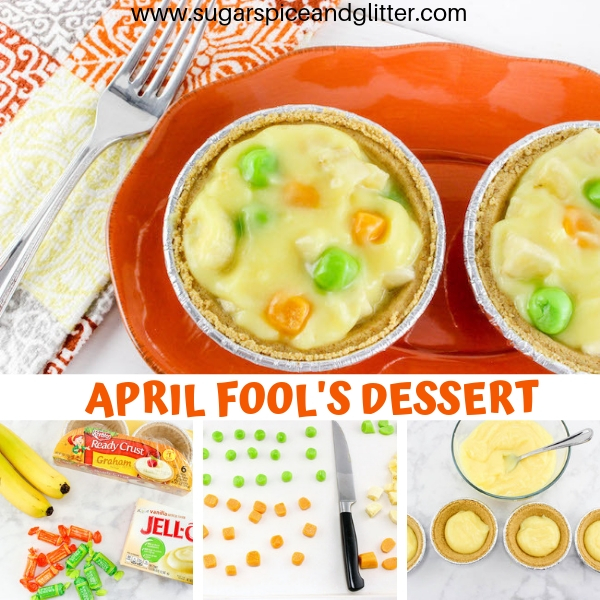 How to make an April Fools Day dessert the kids will love